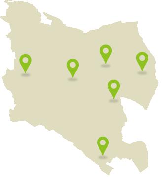 世田谷区地図